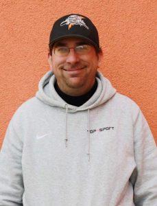 Trenér Vojtěch Albrecht